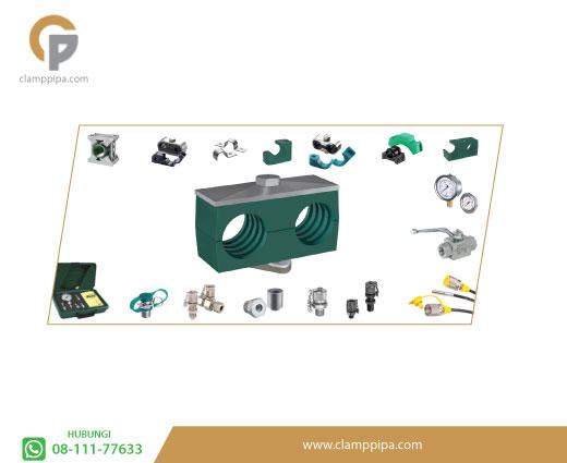 distributor clamp pipa