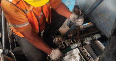 servis mesin industri