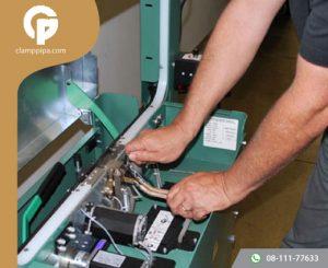 perawatan mesin press